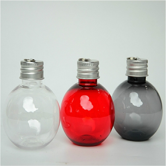 Spherical bottles